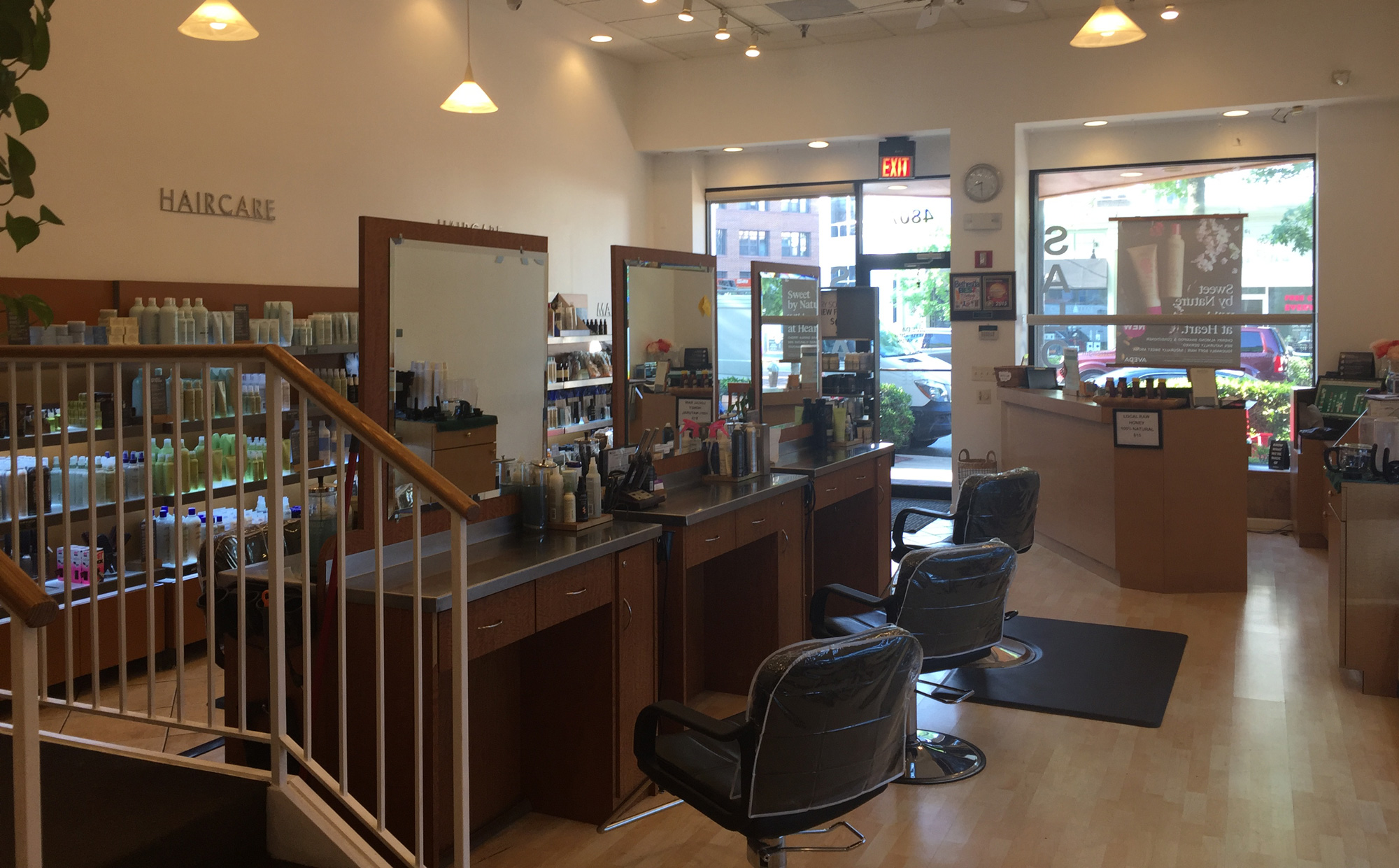 Home Aveda Bethesda Salon Spa